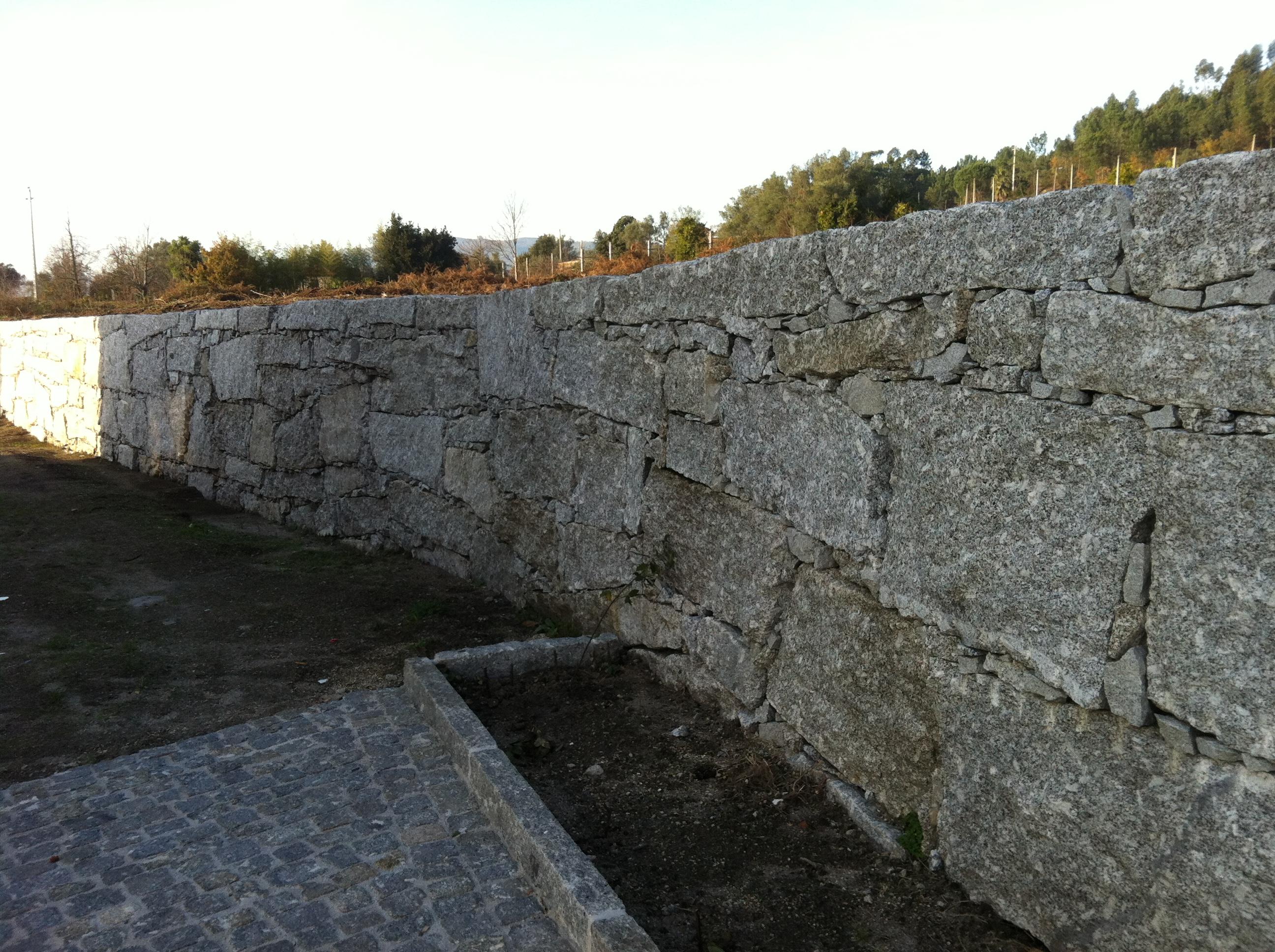 Muro de Suporte